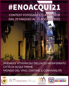 contest fotografico su Instagram Enoteca Acqui