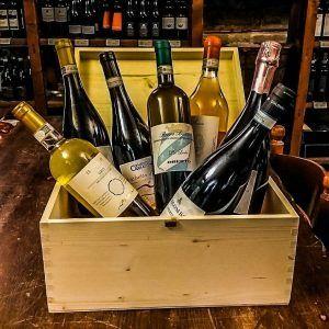box vini bianchi e rossi enoteca acqui terme