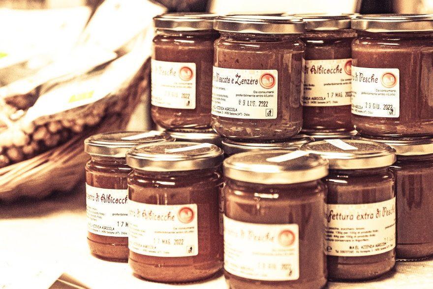 confetture e prodotti tipici ENOTECA REGIONALE TERME E VINO 10